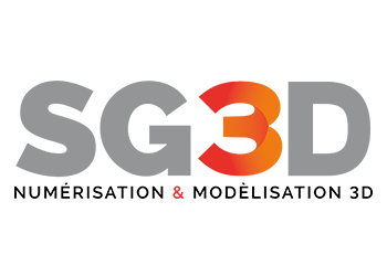SG3D - logo
